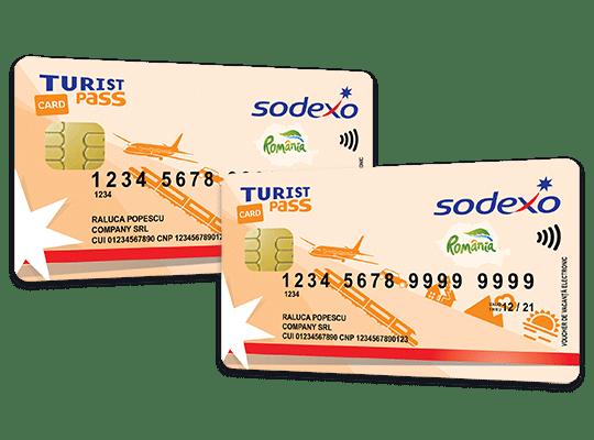 carduri de vacanta, Turist Pass card