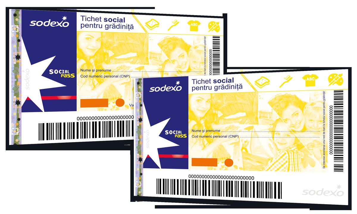 Social Pass, tichete sociale pentru gradinita, bonuri gradinita