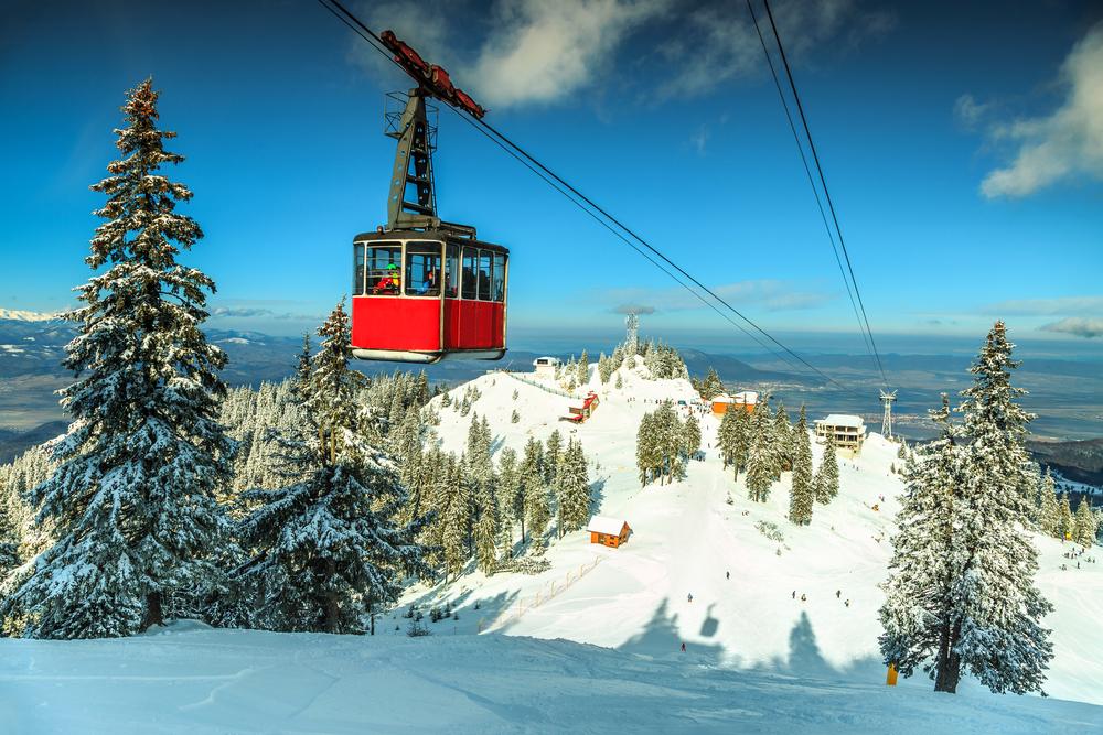 Cele mai frumoase partii de schi din tara