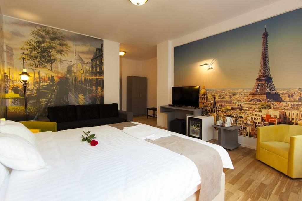 Ambra Boutique Hotel & Bistro din Constanta, Tourist Pass Sodexo