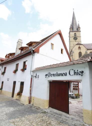 Pensiunea Chic Boutique din Sibiu, tichete de vacanta Sodexo