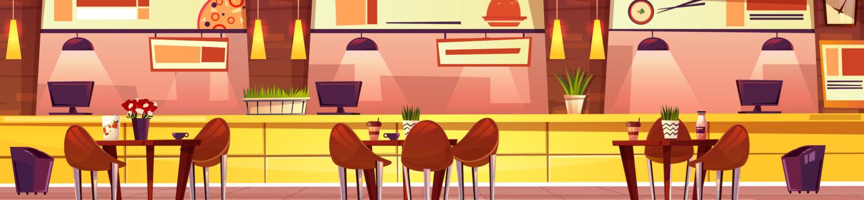spatiu pentru un client in restaurant - sodexo