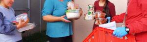 Ajutam impreuna familii nevoiase oferind mese calde zilnic!