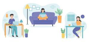 Întoarcerea la birou sau munca de acasă – avantaje și dezavantaje în 2021