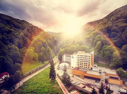 Statiuni Balneare Moldova:Slanic Moldova, Salina Cacica, Vatra Dornei-Turist Pass Sodexo.