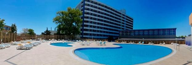 Hotel Aaurora-cazare la mare cu vouchere Turist Pass